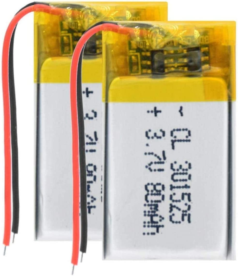 301525 Lipo Polymer Battery 3.7v GPS P Lithium Weekly update 80mah Special price for