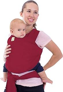 حامل لف الأطفال - حمالة أطفال قابلة للتمدد الكل في 1 - حمالة أطفال قابلة للتمدد - أغطية حامل الأطفال - حاملات الأطفال لحدي...