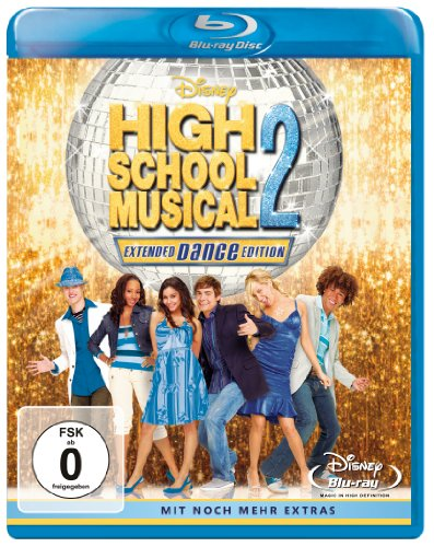High School Musical 2 - Extended Dance Edition [Blu-ray]