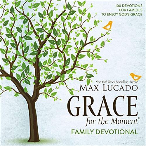 Grace for the Moment Family Devotional Titelbild