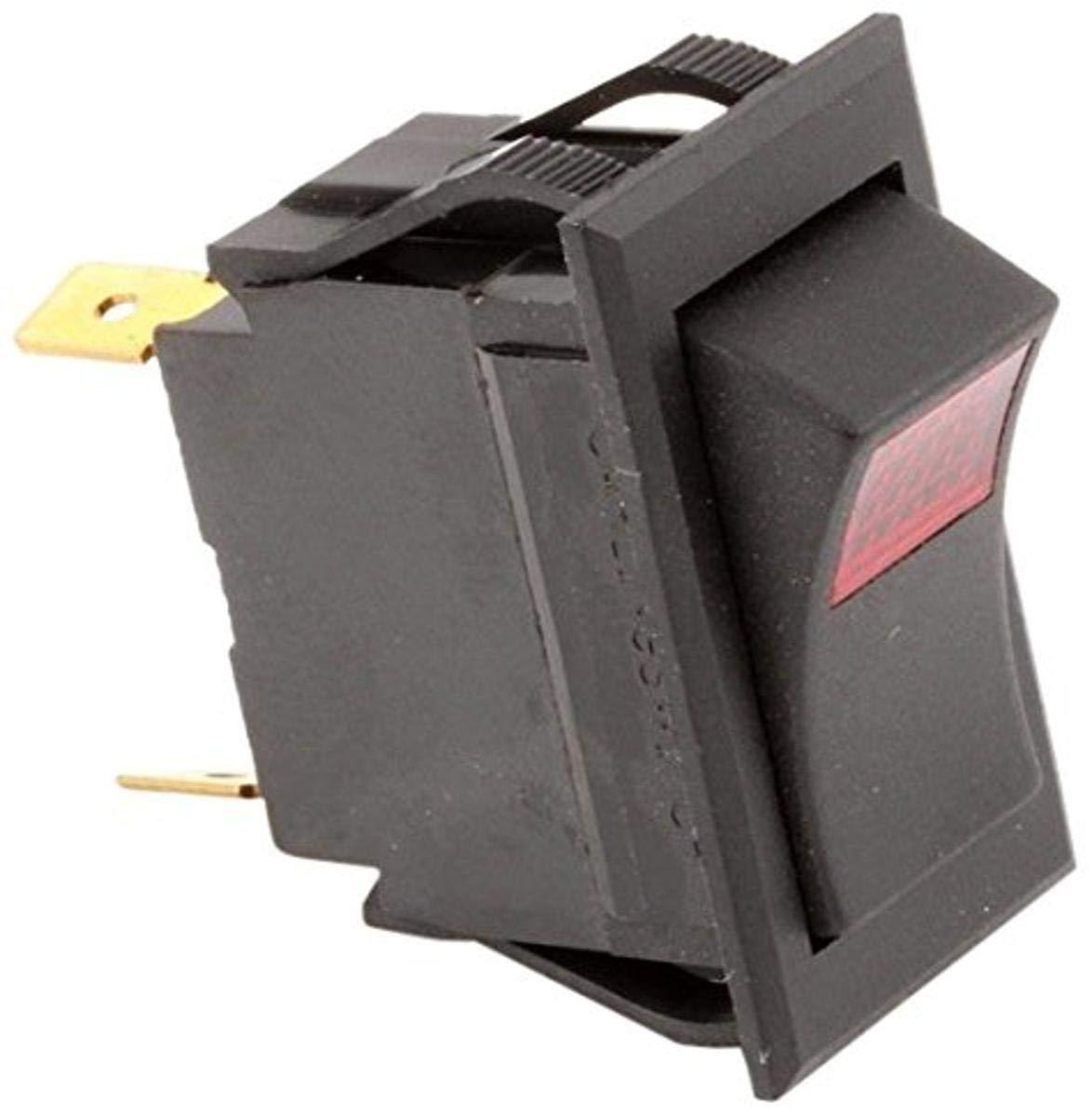 Stero Dishwasher P49-5739 Colorado Springs Mall Rocker Switch Lite Max 67% OFF