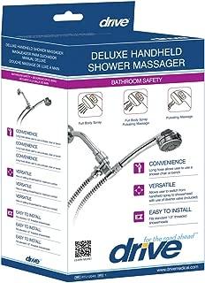 Best drive deluxe handheld shower massager Reviews