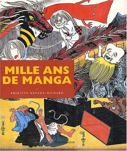 Mille ans de manga