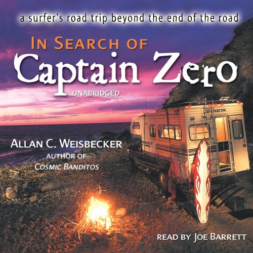 In Search of Captain Zero audiobook cover art