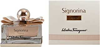 Salvatore Ferragamo Signorina Eleganza Eau de Parfum Spray for Women, 1.7 Ounce