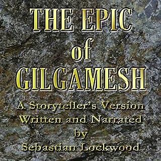 The Epic of Gilgamesh audiobook cover art