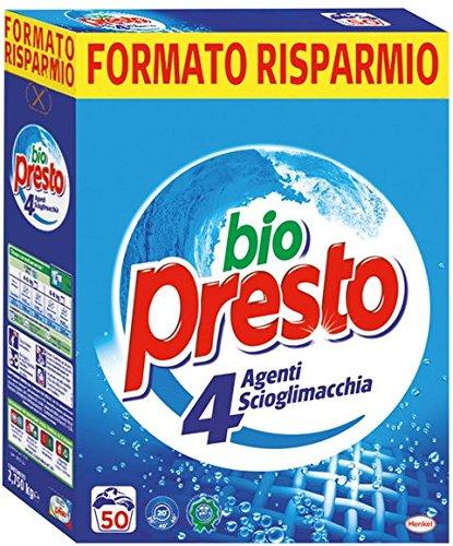 Bio Presto Fusto, afwasmiddel, meerkleurig, eenheidsmaat