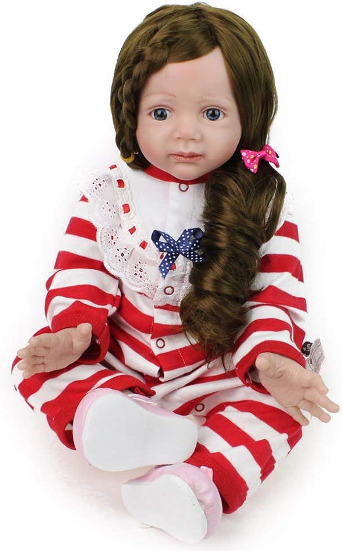 comprar descuentos CHENG Realista muñeca Reborn simulación muñecas muñecas muñecas Silicona producción Cute 0-3 años de Edad Niños recién Nacidos bebé Juguetes  envío rápido en todo el mundo