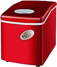 XTZJ Machine de fabricant de glace portable pour machine à glaçons électrique auto-nettoyant à comptoir avec cuillère et p...