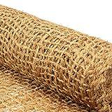 Böschungsmatte Kokos NATURE - Netz als Hangbefestigung oder Ufermatte - Naturfaser Matte für...