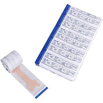 TAOPAD 鼻腔拡張テープ ラージ(L) サイズ いびき対策 鼻づまり 睡眠 快眠 鼻呼吸促進 鼻孔拡張テープ (60pcs)