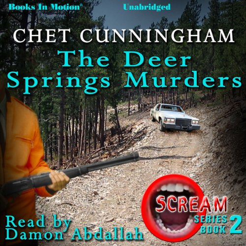 The Deer Springs Murders audiobook cover art