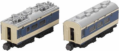Bトレインショーティー 583系 寝台特急電車 増結セット プラモデル
