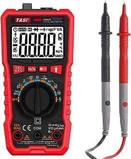LTPAG Multímetro Digital Automático 9999 Cuentas,