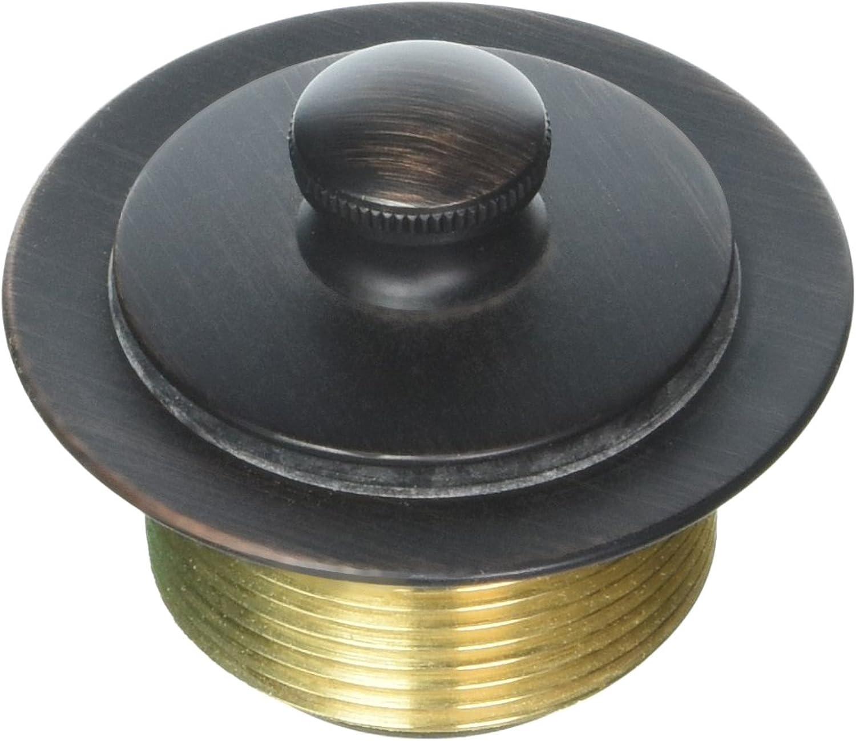 Watco 38190-BZ Push Pull Trim Kit, Rubbed Bronze