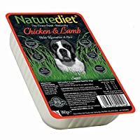 Note:The date on item in DD/MM/YY format is production date and the Expiry is mentioned in MM/YY format. Wet dog food 18X390gm, Completely free from chemical additives, preservatives and colorings Chicken & lamb Wet foils/trays