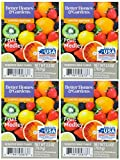Better Homes and Gardens Summer Fruit Medley Scented Wax Cubes - 4-Pack