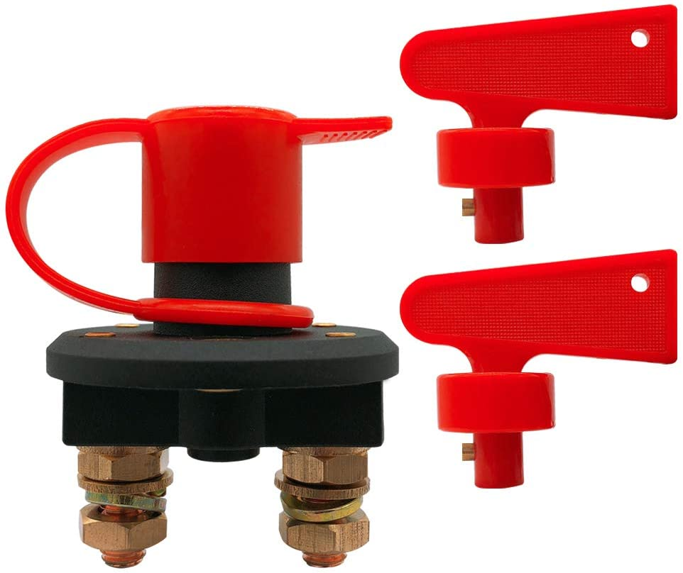Ampper Ranking TOP18 Battery Disconnect Switch Isolator Kill Power Ma Cut Off Long-awaited