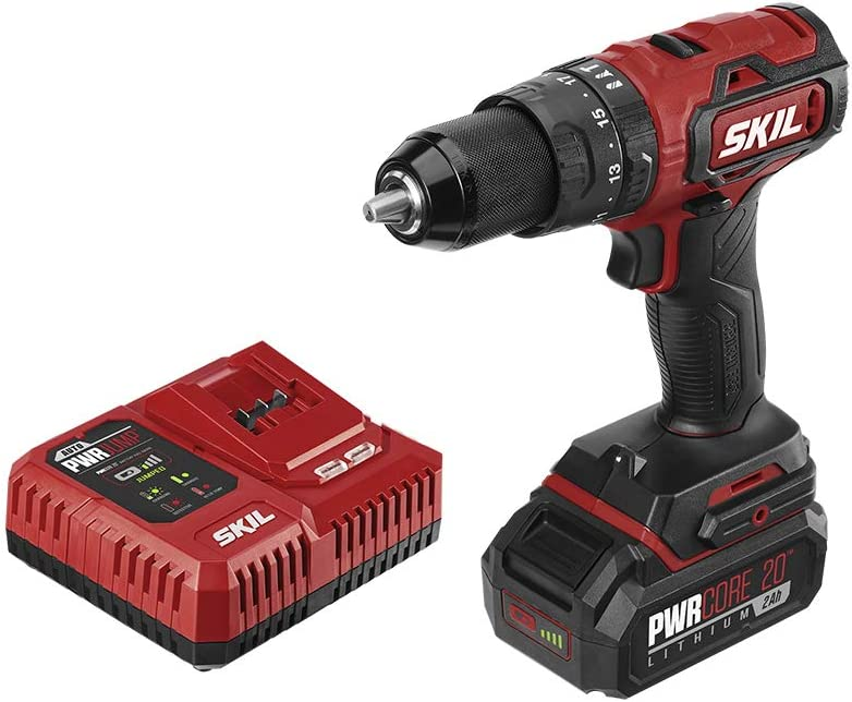 Skil HD529402 PWRCore Brushless, 1/2 Inch