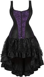 Best purple bustier dress Reviews