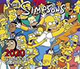The Simpsons 2019 Year-in-a-box Calendar