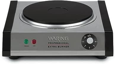 Waring SB30 1300-Watt Portable Single Burner