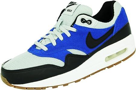 Nike Air Max 1 GS Scarpe Sneakers Moda Grigio Blu Nero Bianco per ...