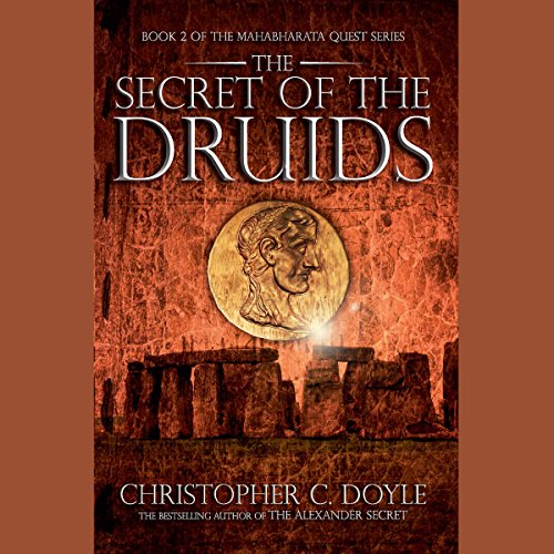 The Secret of the Druids audiobook cover art