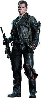 Hot Toys Terminator 2 Figurine DX 1/6 T-800 Battle Damaged