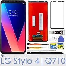 iFixmate LCD Display Screen Replacement Touch digitizer for LG Stylo 4 / Q Stylus Q710 Q710MS Q710CS Q710AL Q710TS Q710US Q710ULS Q710ULM L713DL LMQ710FM 6.2
