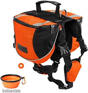 Best saddlebags for dogs Reviews