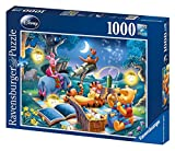 Ravensburger Winnie the Pooh Star Gazing 1000pc jigsaw puzzle