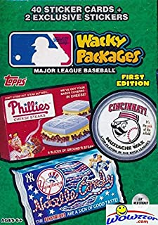 topps wacky packages