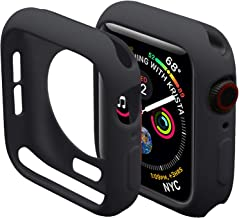 Miimall Compatible Apple Watch 42mm Case Series 2 & 3 Cover Case, Ultra-Thin Protective iwatch Bumper Cover Case for Apple...