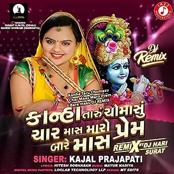 Kanha Taru Chomasu Char Maas Maro Prem Bare Maas (Dj Remix) - Single