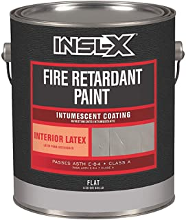 INSL-X Products FR110099-01 INS-LX fire Retardant Paint