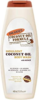 PALMER'S Coconut Oil Formula Indulgent Body Wash, 400ml