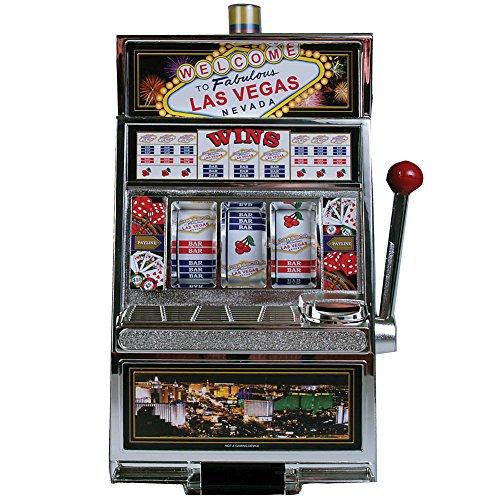 Las Vegas Slot Machine by Pachi Paradice