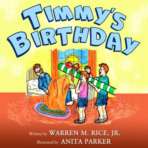 Timmy's Birthday audiobook cover art