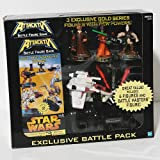 Star Wars Attacktix Battle Figure Game Last One Standing Wins! Exclusive Battle Pack