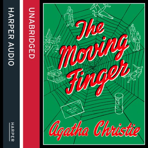 The Moving Finger  By  cover art