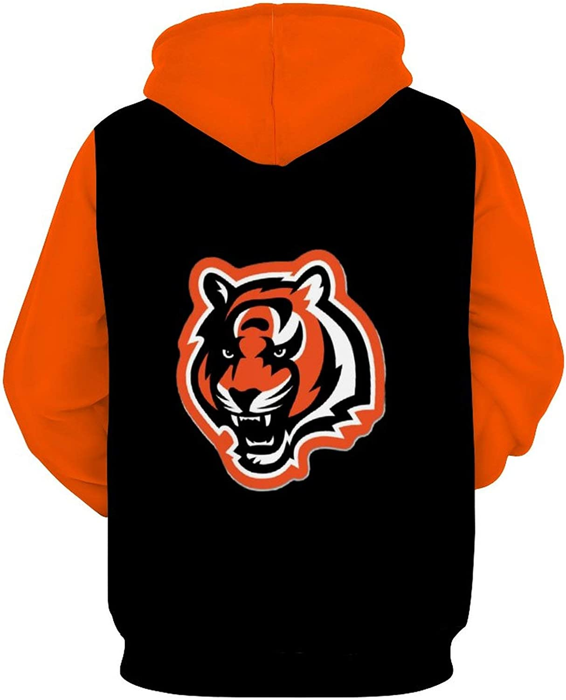 VF Pittsburgh Steelers Football Logo Heavyweight Cotton Hooded Cozy Pullover Hoodies Sweatshirt for Men