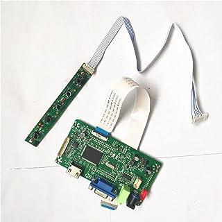 För HB140WX1-301/401/411/501/601 WLED EDP 30Pin 1366 * 768 bärbar PC LCD VGA+HDMI-kompatibel kontrollkort (HB140WX1-401)