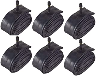 Bundle 6 Pack Lot bicycle inner tube 26x1.95 26x2.1.90 Schrader Valve Butyl