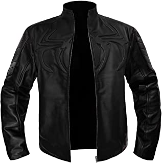 the amazing spider man black jacket