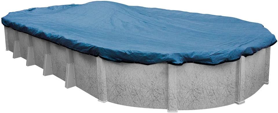 Pool Mate 542141 予約販売 物品 Econo-Mesh Winter Above Gro for Oval Cover