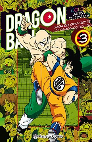 Dragon Ball Color Piccolo nº 03/04 (Manga Shonen)