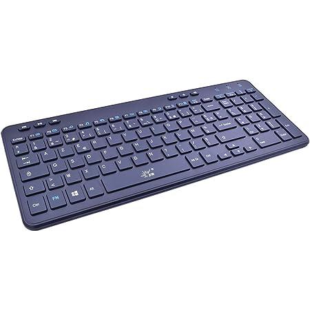 Sr Tastatur Verdrahtet Dünnes Licht 105 Tasten Computer Zubehör