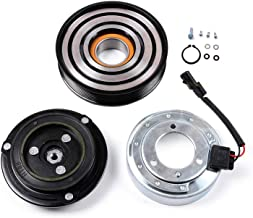 OCPTY CO 11200C A/C Compressor Clutch Assembly Compatible for Nissan Rouge