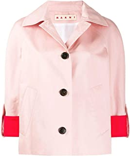 MARNI Luxury Fashion Womens GIMA0101QUTCR2300C20 Pink Jacket |